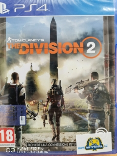 Hrypraha  - Tom Clancys The Division 2  - Ps4