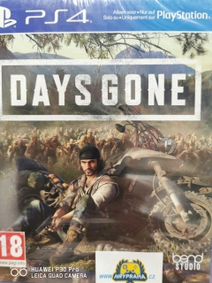 Hrypraha  - Days Gone Ps4