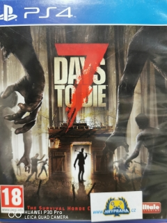 Hrypraha  - 7 days to Die  Ps4