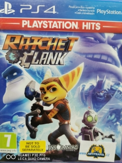 Hrypraha - Ratchet and Clank Ps4