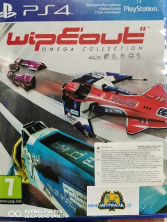 Hrypraha - WipEout omega Collection  Ps4