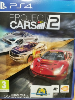 Hrypraha  - Project cars 2Ps4