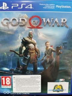 Hrypraha  -  God of war  Ps4
