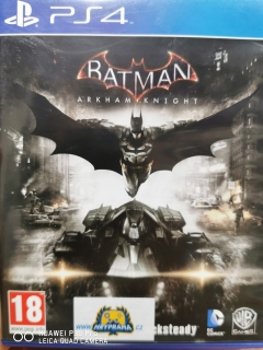 Hrypraha  -  Batman arkham knight Ps4