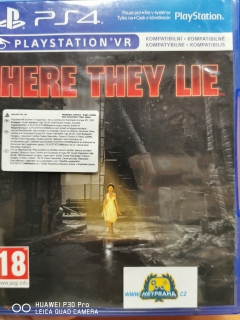 Hrypraha  - Here they lie Ps4