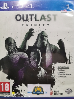 Hrypraha  - Outlast Trinity Ps4