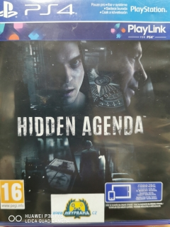 Hrypraha  -  Hidden Agenda Ps4