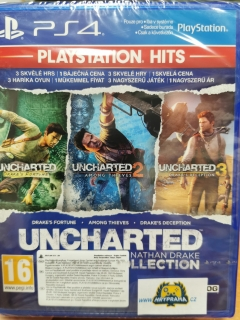 Hrypraha - Uncharted:The Nathan Drake Collection - PS4