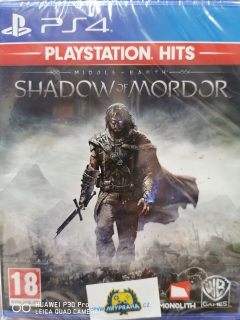 Hrypraha - Middle Earth Shadow of Mordor  - PS4