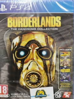 Hrypraha - Borderlands The handsome Collection  - PS4