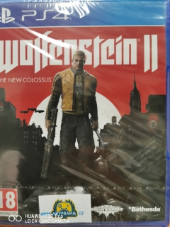 Hrypraha - Wolfenstein ll the new colossus   - PS4