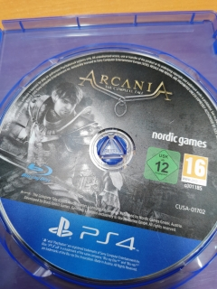 Hrypraha  - Arcania the complete tale  Ps4