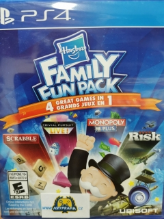 Hrypraha - Family Fun Pack  Ps4