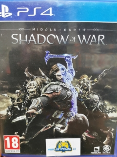 Hrypraha  - Shadow of War  Ps4