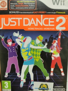 Hrypraha - just dance 2  - Nintendo Wii