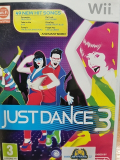 Hrypraha - Just dance 3 - Nintendo Wii