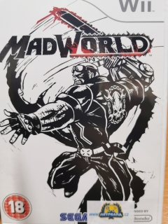 Hrypraha  - Mad World  Nintendo wii