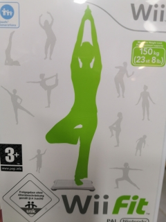 Hrypraha - Wii Fit  Software