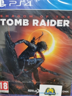 Hrypraha  - Shadow of the Tomb raider  Ps4