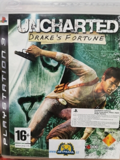 Uncharted Drakes fortune   Ps3