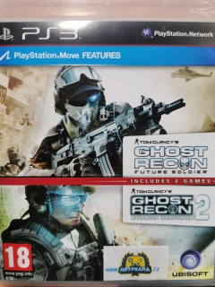 Tom clancys Ghost recon / ghost recon 2   Ps3