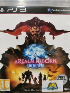 Final fantasy XIV Ps3