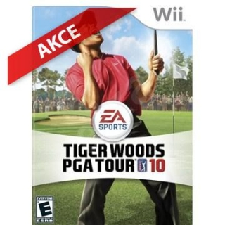 Nintendo Wii - Tiger Woods PGA Tour 10