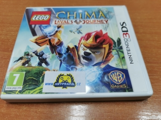 Lego chima lavals Journey  Nintendo 3DS