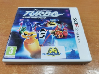 Turbo super stunt squad Nintendo 3DS
