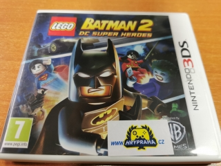 Lego batman 2 DC super heroes Nintendo 3DS