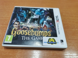 Goosebumps the game Nintendo 3DS