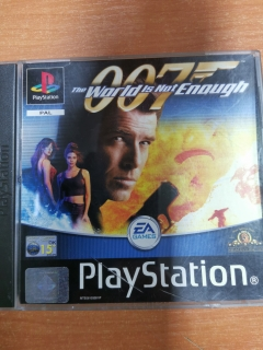 PS1 James Bond 007 : The World Is Not Enough