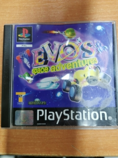 PS1 Evo's Space Adventure