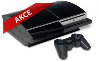 PlayStation 3 Konzola Fat 80 GB