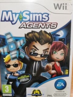 My sims agents - Nintendo wii