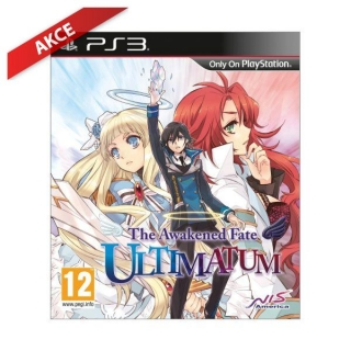 The Awakened Fate Ultimatum [PS3]