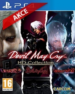 Hrypraha - Devil May Cry HD Collection