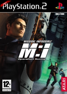 Mission: Impossible - Operation Surma  ps2