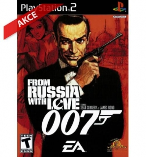 007 From Russia With Love - PS2