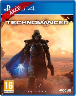 Hrypraha - The Technomancer (PS4)