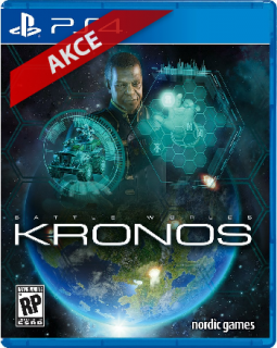 Hrypraha - Battle Worlds: Kronos ps4