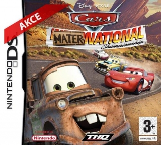 Hrypraha - Cars Mater-National